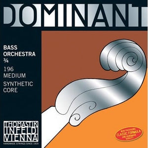 Thomastik Dominant Bass Solo Tuning String Set