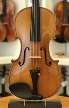 Load image into Gallery viewer, J.F. Alcide Drouin 1909 Violin #C1039