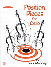 Load image into Gallery viewer, Position Pieces for Cello (Vol. 1 & 2)