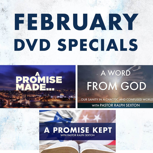 February DVD Special