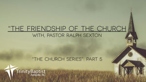 Friendship of the Church