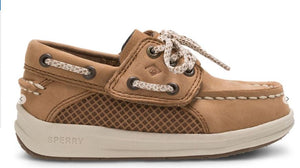 Sperry Gamefish Jr. Dark Tan
