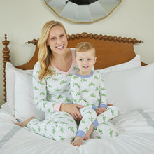 Load image into Gallery viewer, Women's Sea Turtle 2pc Pajamas