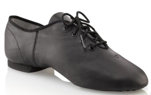 Capezio Jazz Oxford Black shoe