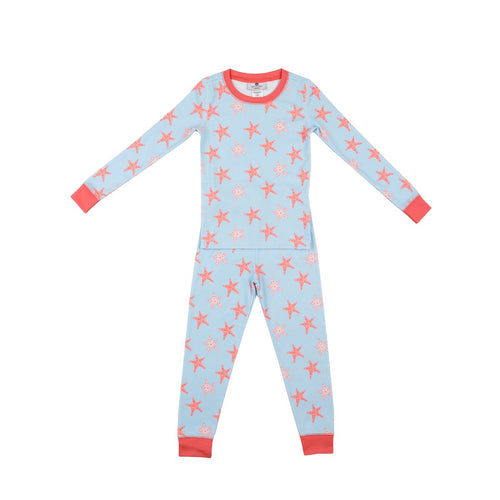 Starfish Pima Jammies 2pc Set