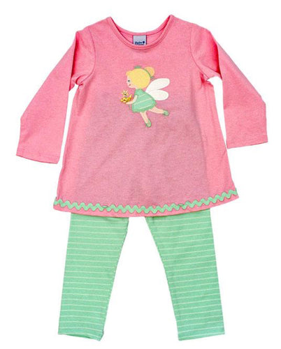 Flossy Fairy Tunic Pant Set