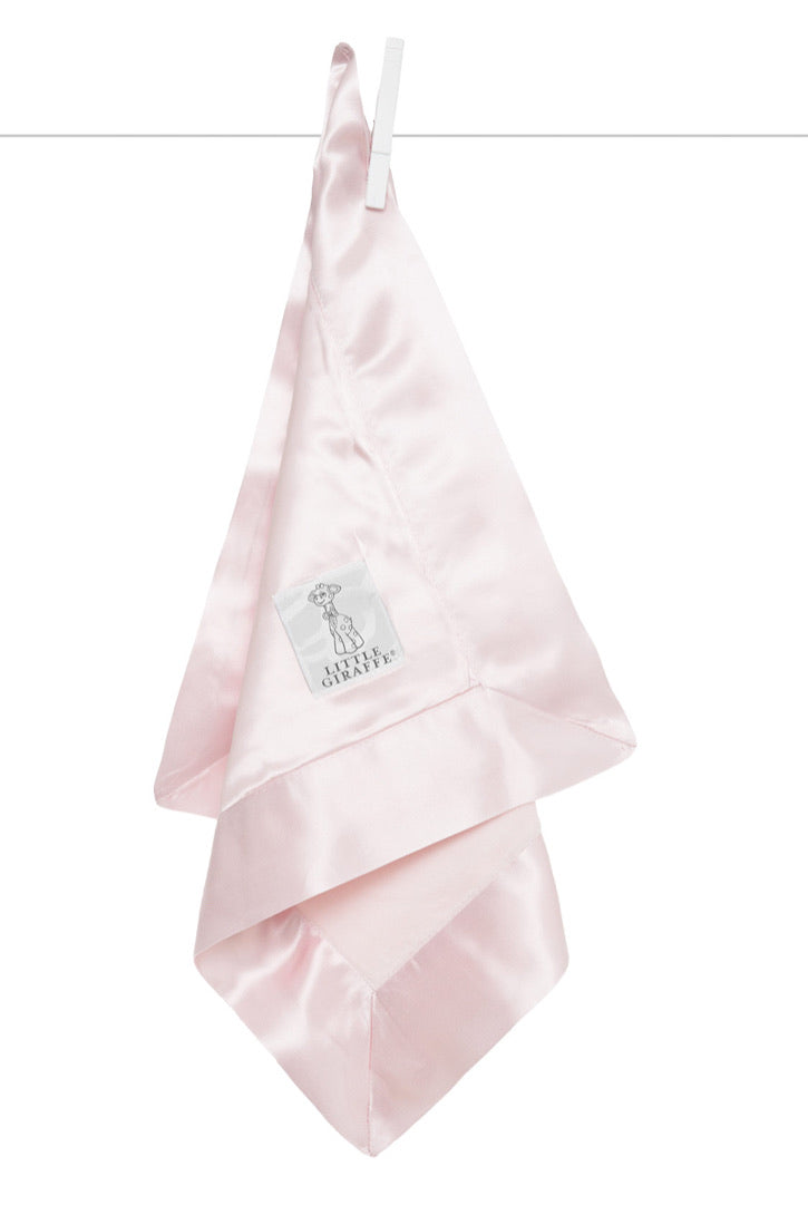 Luxe Solid Blanky Pink