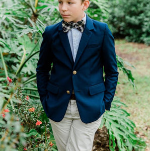 Blazer Navy by J. Bailey