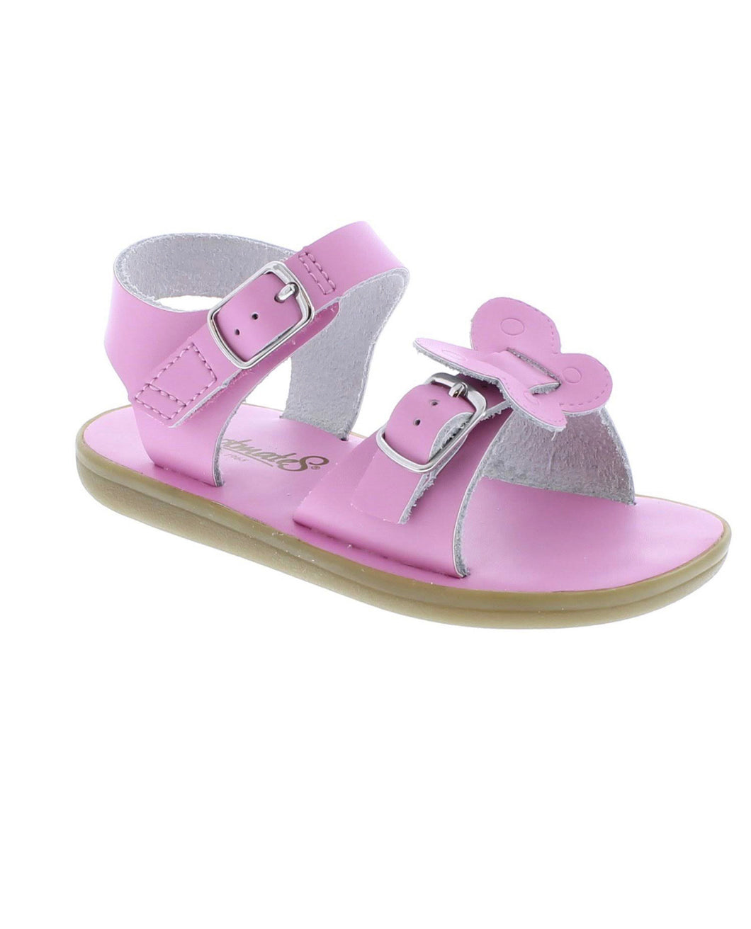 Footmates Monarch Bubblegum Sandal