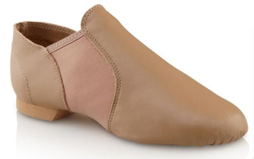 Capezio E-Series Jass Slip-on Caramel