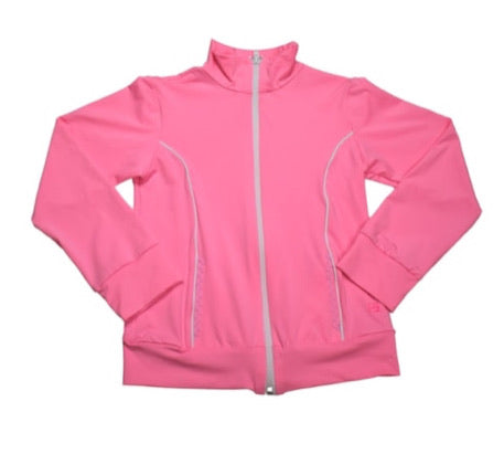 Juliet Dry Fit Jacket Light pink