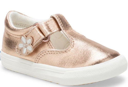 Keds Daphne Blush Metallic