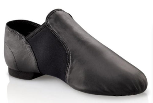 Capezio E-Series Jass Slip on Black