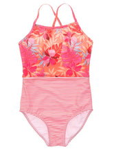 Load image into Gallery viewer, Tropical Punch Classic Crossback Swimsuit
