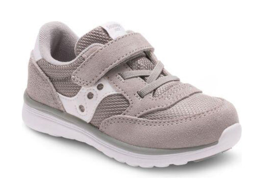 Saucony Baby Jazz Lite Grey/White