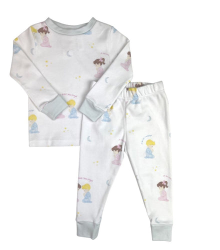 Boy Pray Sweet Pea PJ Set
