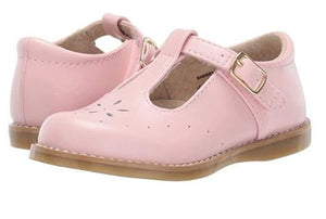 Footmates Sherry Pink