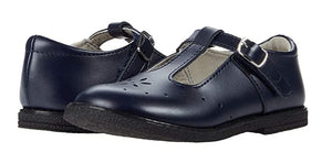 Footmates Sherry Navy