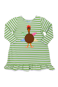 Turkey Knit Dress
