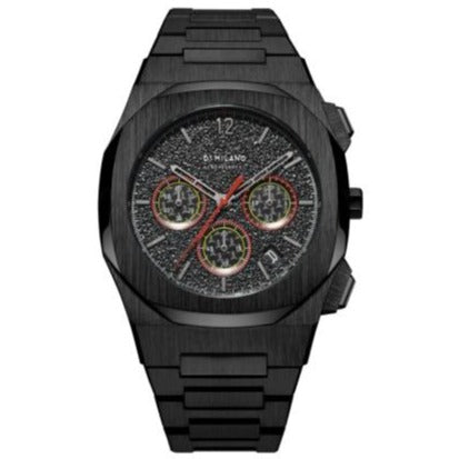 D1 Milano D1-CHBJ06 Men's Sprint Black Chronograph Watch