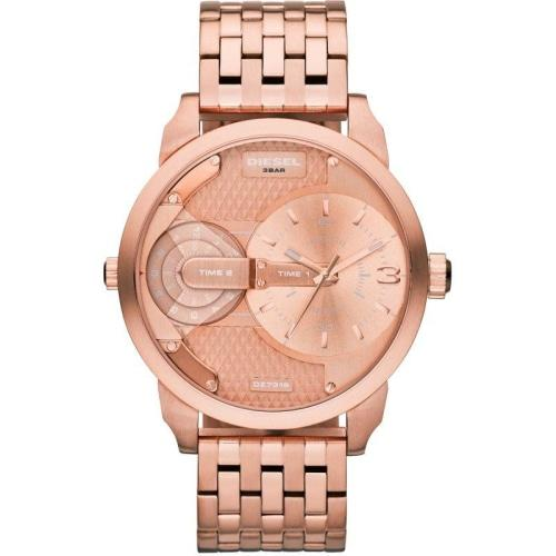 Diesel DZ7318 Unisex Mini Daddy Rose Gold Watch