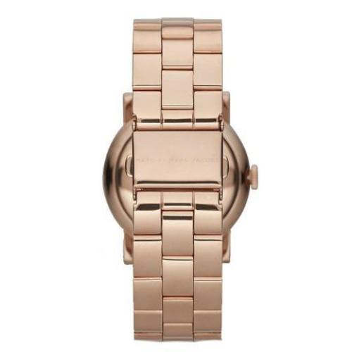 Marc Jacobs MBM3216 Ladies Amy Rose Gold Multi Crystal Watch