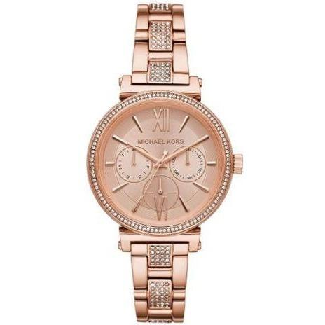 Michael Kors MK4354 Ladies Sofie Rose