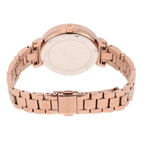 Michael Kors MK4354  Ladies Sofie Rose Gold Crystal Embedded Watch