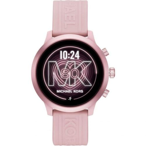 Michael Kors MKT5070 Ladies Pink MKGO Touch Screen OS Smart Watch