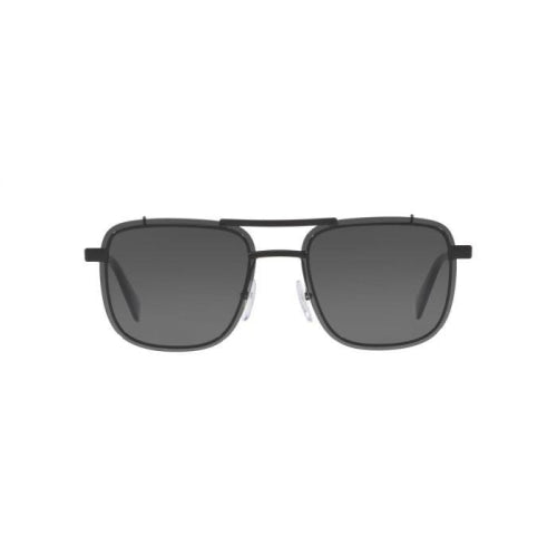 PRADA PR59US Men's Conceptual Square Black/Grey Gradient Sunglasses - Sunglasses