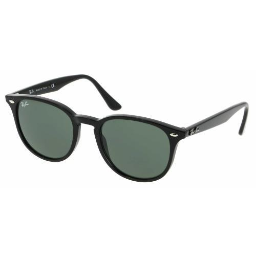RayBan RB4259 Classic Phantos Black/Green Sunglasses - Sunglasses