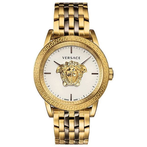 Versace VERD00418 Mens Palazzo Empire Gold & Black Swiss Watch