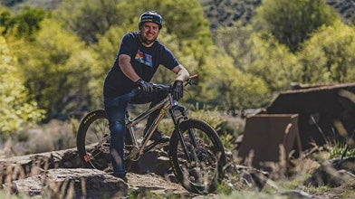 Greg Watts Chats All Things MTB with The Loam Wolf