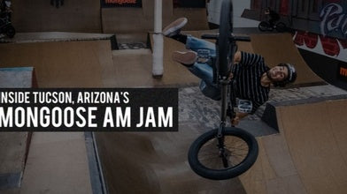 Inside the Mongoose Am Jam Tucson!