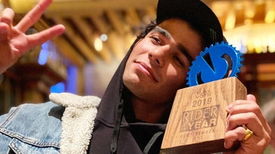 Kevin Peraza Wins Vital BMX Rider of the Year!