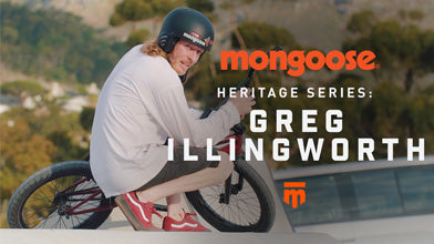Mongoose Heritage Series: Greg Illingworth