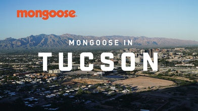 Mongoose Team Rides in Tucson AZ