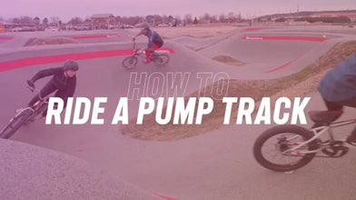 Mongoose Pros Drop Knowledge: Pump Track 101 Etiquette and Growing Your Bike Skills