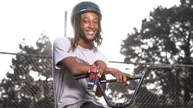 Meet Mongoose BMX Pro Nathi Steeze — One of SA's Top Riders