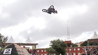 Pat Casey Takes 2nd at Brazil Dirt Jump Comp