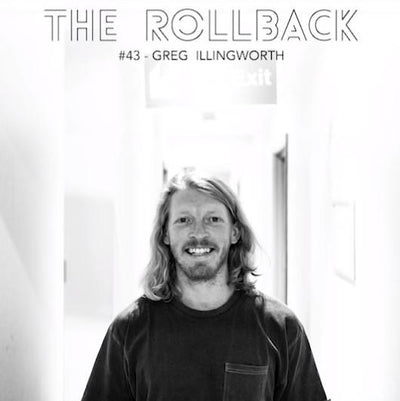 Greg Illingworth on The Rollback Podcast