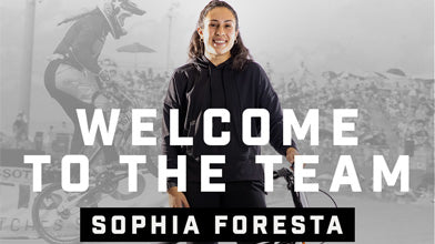 Sophia Foresta Joins Mongoose and USA BMX Foundation