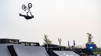 Mongoose BMX Team Finishes 2019 in China