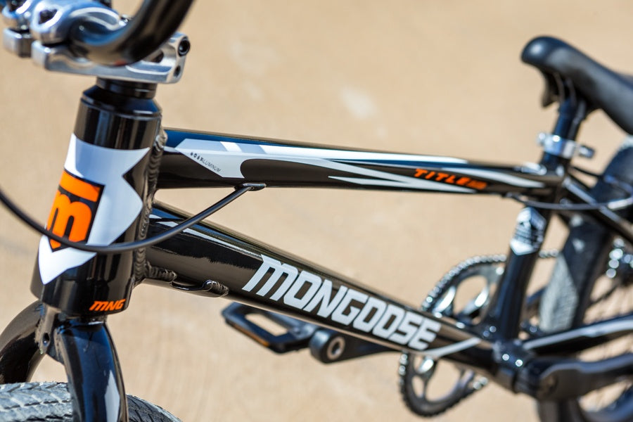 Mongoose 2020 Title Elite BMX Race Bikes