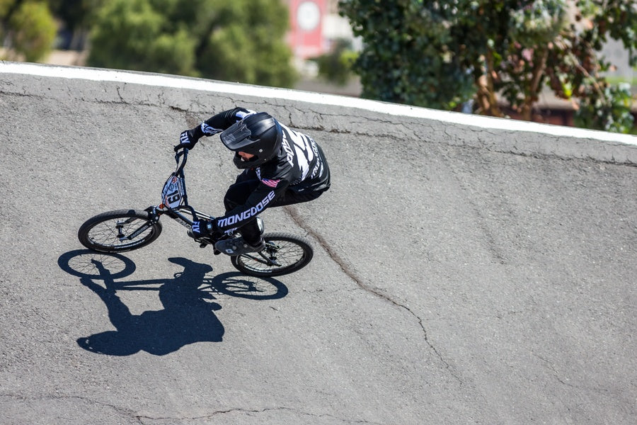 Mongoose 2020 Title Elite BMX Race Bikes, featuring Factory Pro Justin Posey