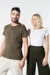 T-shirt BIO col rond Homme & Femme