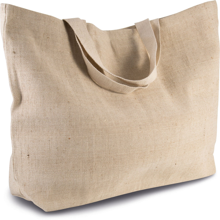 Grand sac de shopping esprit rustique [CAKI0260]