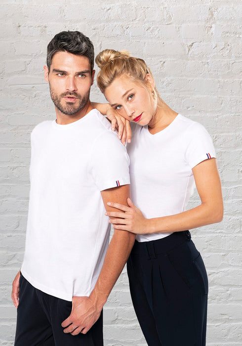 T-shirt BIO made in France Homme et femme [TSKA3040-1]
