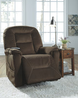Samir Signature Design by Ashley Recliner