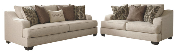 Marciana Benchcraft 2-Piece Living Room Set